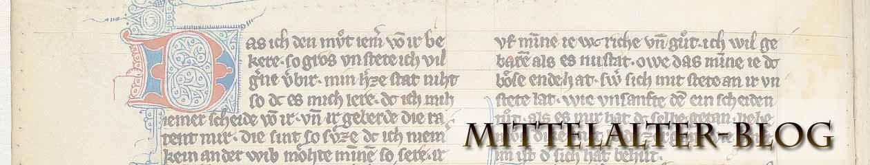 Mittelalter Blog
