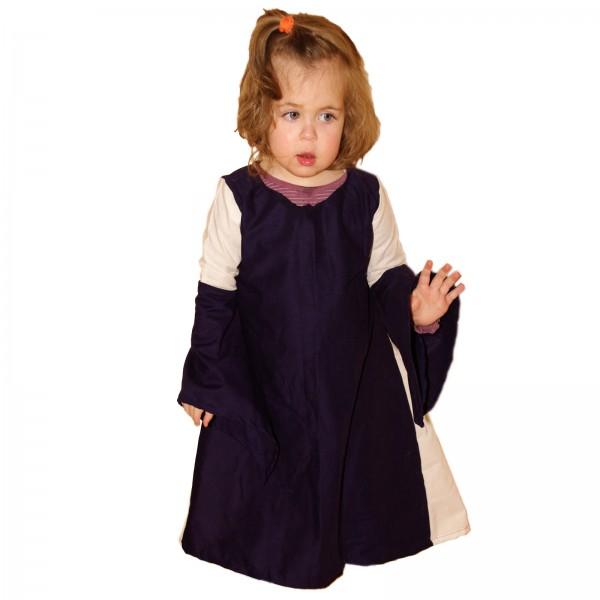 Mädchen Kleid - 100 % Baumwolle - Mittelalter und LARP Gewand Maßanfertigung