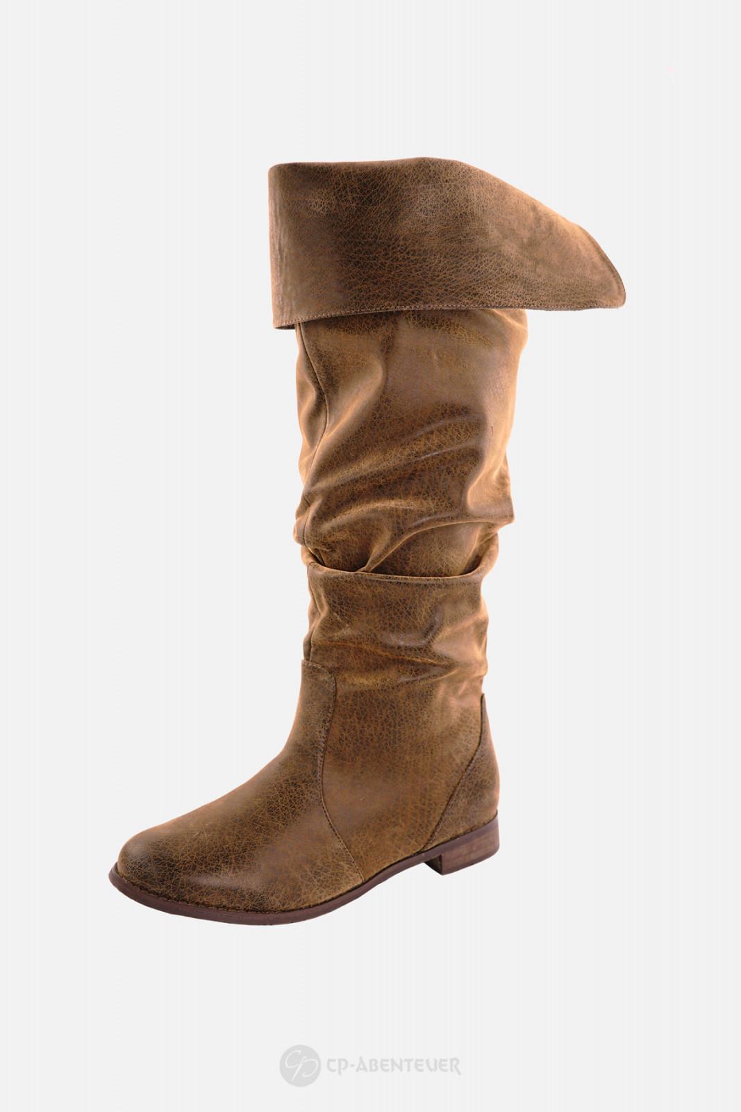 Schuhe   Leder   Mittelalter Shopping