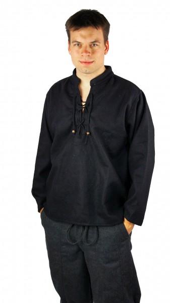 Warmes Wollhemd