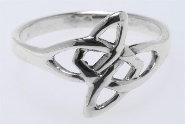 Harmony Silber 925 Ring im keltischen Stil - Schmuck Accessoire für Historische Gewandungen, Reenact