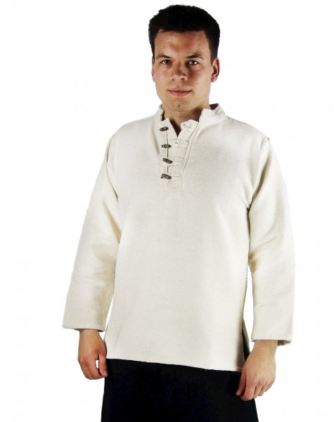 Dickes Hemd aus schwerer Baumwolle