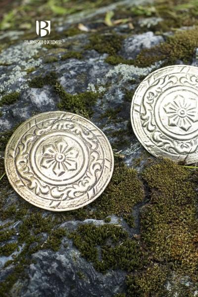 Rundfibelset Ingwaz, Mittelalterliches vom Burgschneider