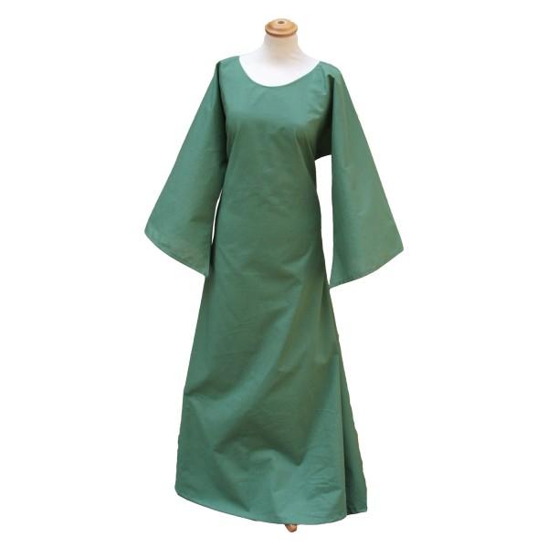 Mittelalterkleid Graeta 100 % Leinen Maßanfertigung