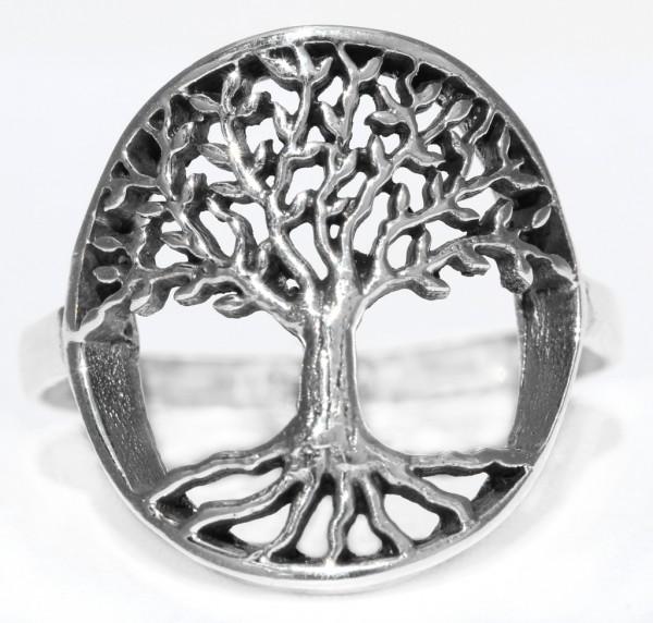 Lingard Silber 925 Ring im keltischen Stil - Schmuck Accessoire für Historische Gewandungen, Reenact