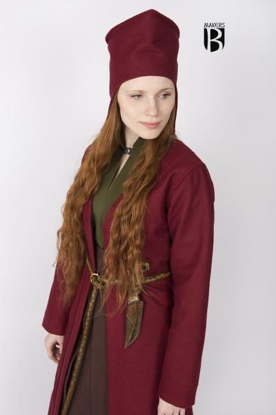 Magierhut Adis in Rot - Miss Viscid Designs von Burgschneider