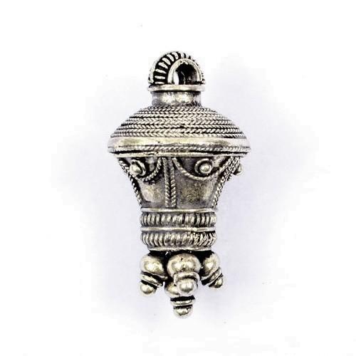 Berlock-Anhänger aus Bronze - Accessoire, Schmuck für Mittelalter, LARP und Alltag