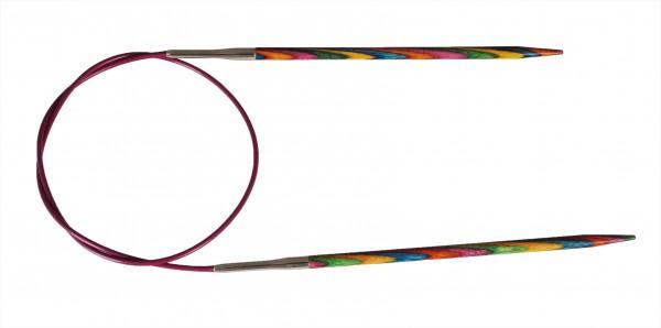 Rundnadel 80 cm Seil Knit Pro Symfonie Holz