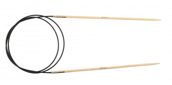 Knit Pro Bamboo Rundnadeln 80 cm Seil