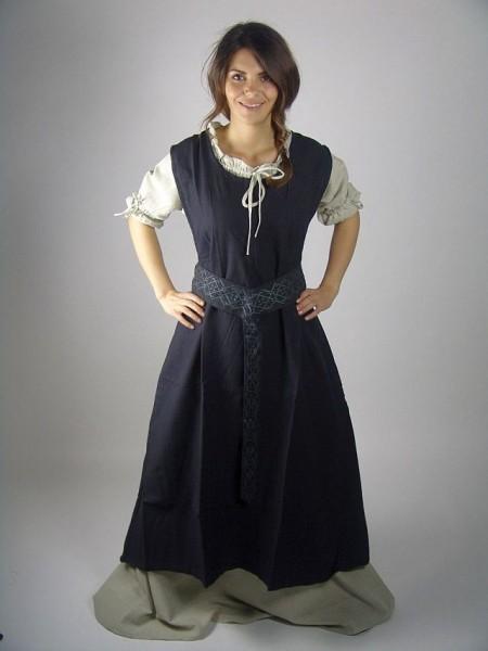 Bäuerliches Überkleid Gewand für Mittelalter & Larp