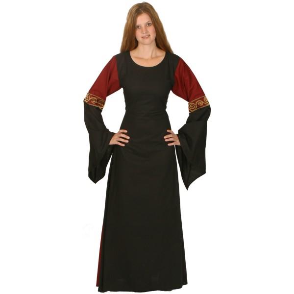 Mittelalterkleid Calla 100 % Baumwolle Maßanfertigung