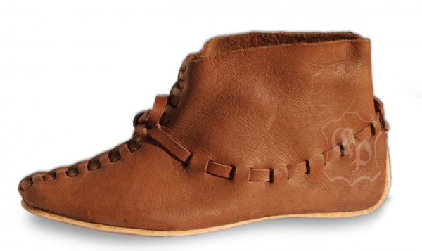 Mittelalter Wikinger Schuhe - Mittelalterliches Schuhwerk für Larp & Reenactment