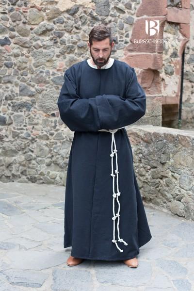 Mönchskutte Benediktus, Schwarz Mittelalterliches vom Burgschneider