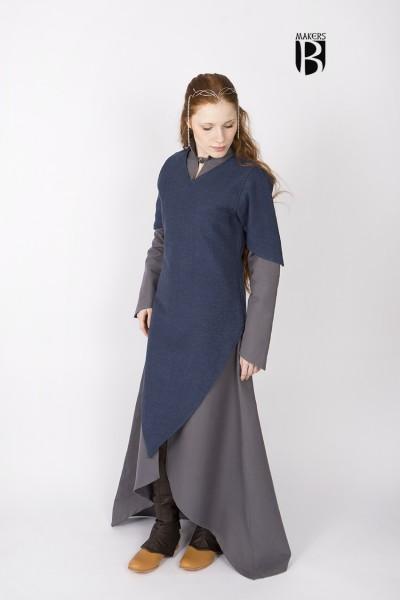 Tunika Laylin in Blau - Miss Viscid Designs von Burgschneider