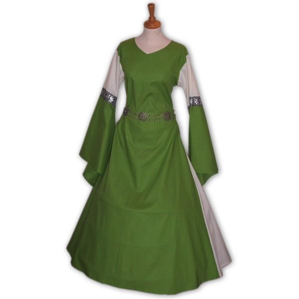 Mittelalterkleid Arnika 100 % Leinen Maßanfertigung