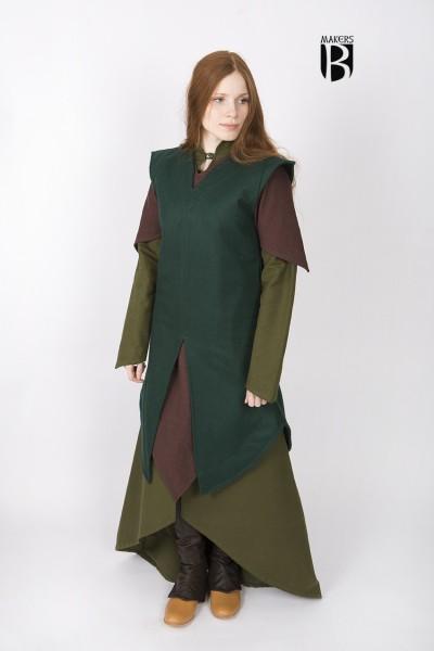Tunika Meril in Grün - Miss Viscid Designs von Burgschneider