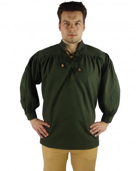 Einfaches Baumwollhemd