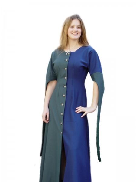 Mittelalterkleid Kathi 100 % Leinen Maßanfertigung