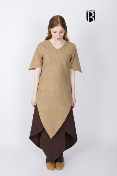 Tunika Laylin in Sand - Miss Viscid Designs von Burgschneider