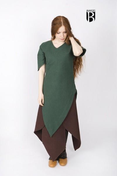 Tunika Laylin in Grün - Miss Viscid Designs von Burgschneider