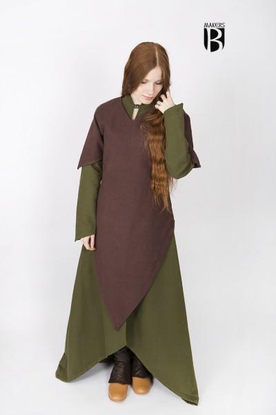 Tunika Laylin in Braun - Miss Viscid Designs von Burgschneider