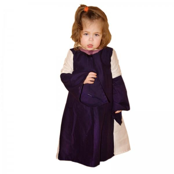 Mädchen Kleid - 100 % Leinen - Mittelalter und LARP Gewand Maßanfertigung